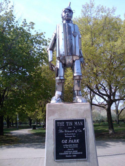 Tin Man Chicago