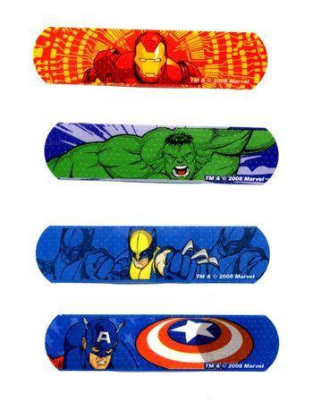 Band-Aid Super Heros