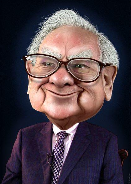 Warren Buffett Cartoon What Would Warren Buffett Do