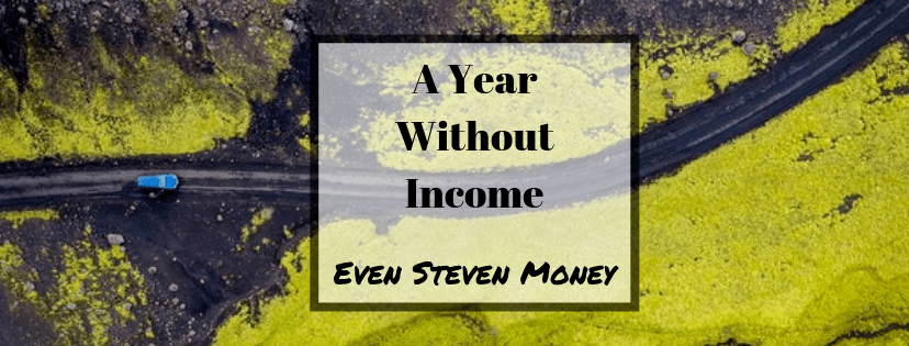 Year without Income Even Steven Money car road