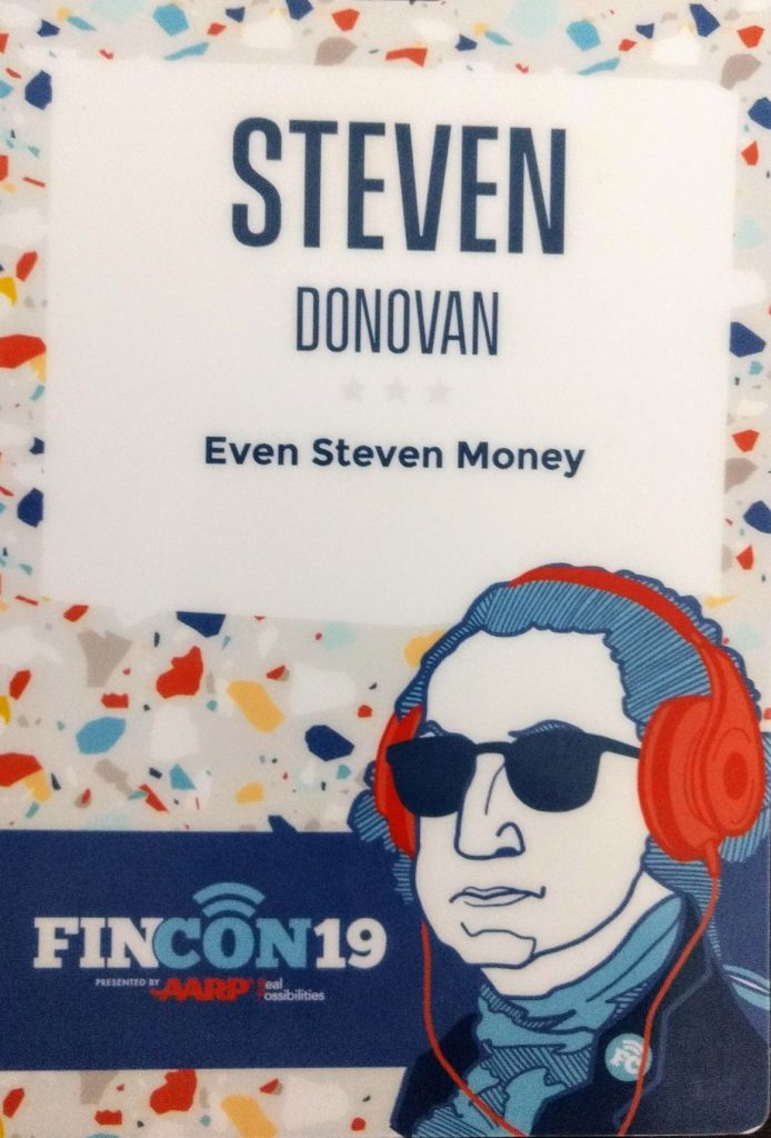 FinCon Volunteer Even Steven Money