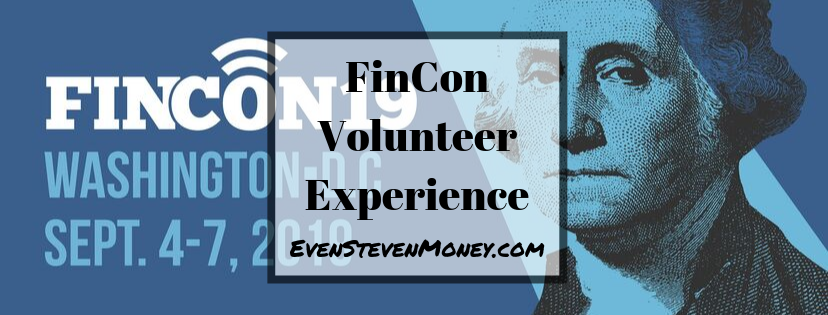 FinCon Volunteer Experience Even Steven Money