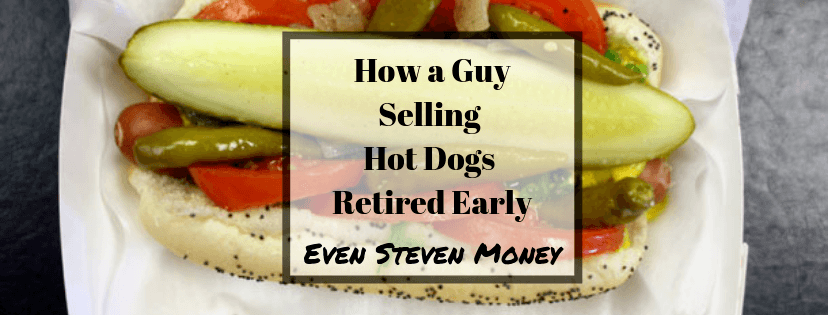 Hot Doug Retired Early Hot Dog