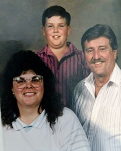 Financial Success Story Even Steven Money Mom and Dad Young