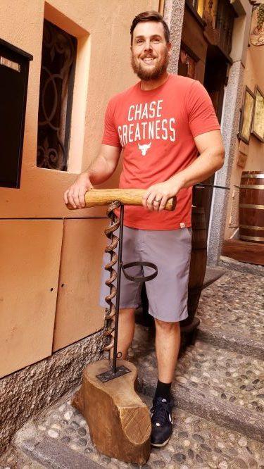 Italy Wine Corkscrew Even Steven Money