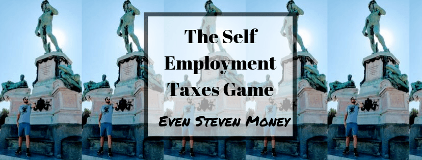Self Employment Taxes Michelangelo David