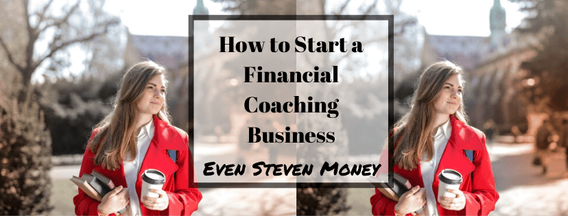 Start a Financial Coaching Business Women with coffee and books