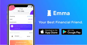 Track your expenses Emma