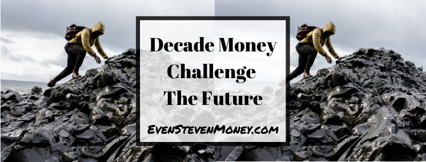 Decade Money Challenge The Future Man Climbing Rocks