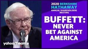 Warren Buffett Takeaways Berkshire Hathaway Never Bet Against America
