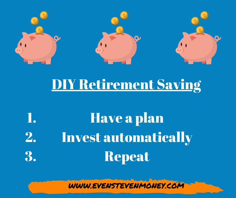 DIY Retirement Saving