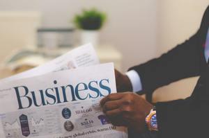 Decade Money Challenge Business newspaper