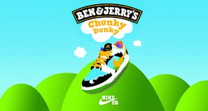 Nike Ben & Jerry's Chunky Dunky Why track your expenses