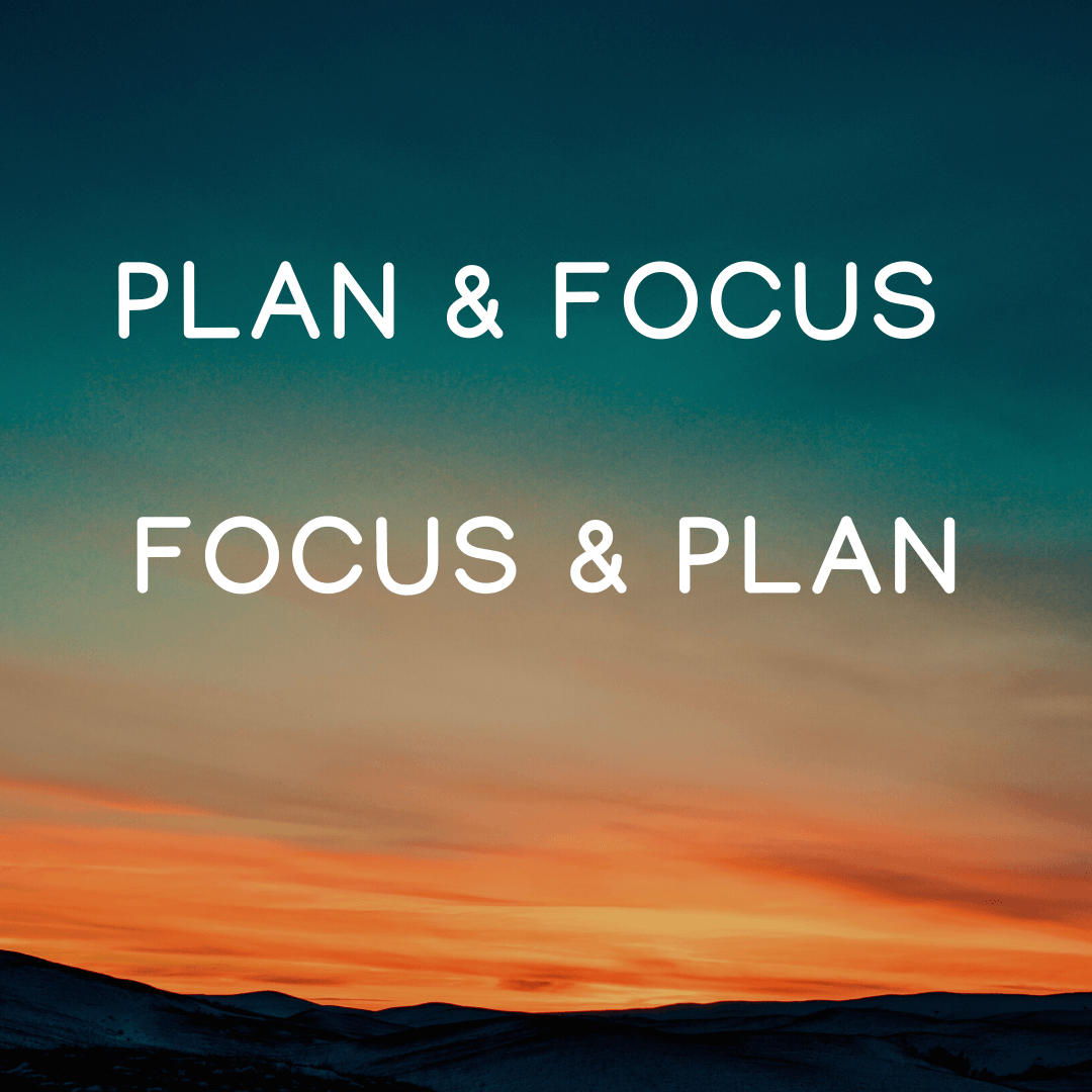 Financial Success Plan & Focus Skyline