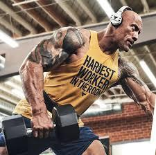 The Rock Hardest Worker in the Room Even Steven Money